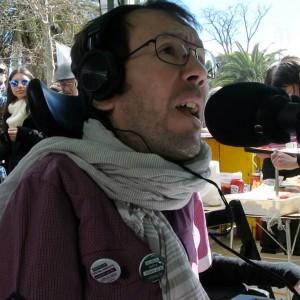 Pablo Echenique an Acción